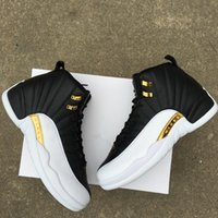 """Retro 12 """" Wings"""" 848692- 033 Basketball Shoes xii M..."""
