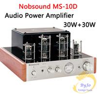 Nobsound MS- 10D Tube Amplifier Hifi Stereo Audio Power Ampli...