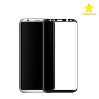 3D Full Cover Curved Tempered Glass Screen Protector for iPh...
