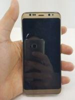 S8 Quad core MTK6580 5.2inch real 1G / 8G metal curvado teléfono de la pantalla 3G WCDMA puede mostrar 1gb / 32gb 4G LTE teléfono desbloqueado
