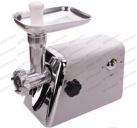 Multifuncional Electric Sausage Sportable Hogar 1300W Tipo Tainless Acero Manual Meat Mincer Grinder Herramienta MYY