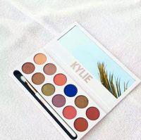 2017 New Kylie Holiday Edition Cosmetics Jenner Kyshadow eye...