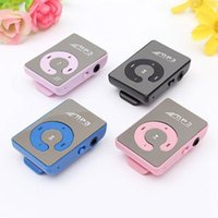 Wholesale- Good Quality Mini Mirror MP3 Music Player With US...