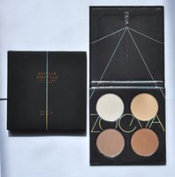 Zoev Contour Spectrum Palette 4 color Bronzers & Highlighter...
