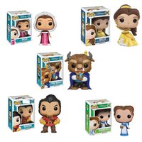 Free shipping 2017 new FUNKO POP Beauty and the beast Action...