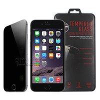 For Iphone 7 Privacy Tempered Glass Privacy Screen Protector...