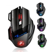 HOT Professional Wired Gaming Mouse 7 Button 3200DPI LED Opt...