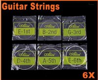 Free Ship 60 Pieces   10 sets Alice A506 Electric Guitar Str...