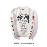 New Arrival Cotton Thrasher Sweatshirt Men Autumn Winter Hip...