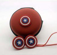 2017 Cartoon earphone minions Despicable Me superman in- ear ...