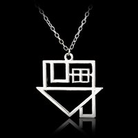 10PCS Lot Fashion Silver Plated Rock Band TheNeighbourhood R...