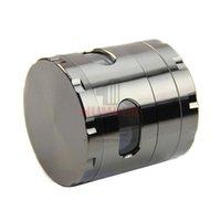 Zinc Alloy Tobacco Grinder Octagonal 4 Layers 55mm Metal Her...