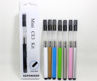 CE3 O Pen Blister Kit BUD CBD Touch O-stylo Vape Pen Avec chargeur USB Cartouches Huile de cire CBD Kit 510 Thread CE3 Tank