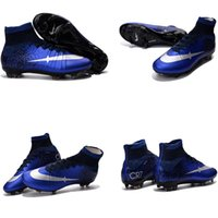 Mercurial Superfly CR7 FG Men' s Football Boots Mens Cle...