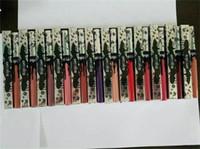2017 Los nuevos colores lipgloss 12 del lustre del labio del caramelo del brooke de la marca de fábrica de la llegada de los nuevos colores Vamplify el lustre 5ml del labio liberan el envío