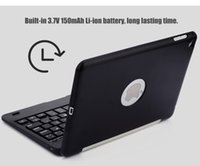 Wireless Bluetooth Keyboard Flip ABS Hard Protective Case fo...