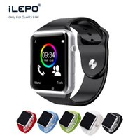 A1 android smart watch Free shipping Passometer Smartwatch w...