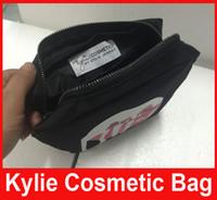 Дженнер Макияж сумка День рождения Коллекция косметичку Кайли Lip Kit сумка высокого качества Бесплатная доставка