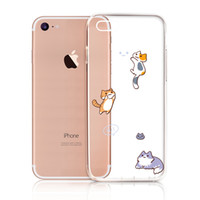 For apple iPhone 7 case Soft TPU Ultra Thin Clear Iphone 5 6...