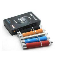 Yocan Evolve Plus Kit de démarrage avec 1100mAh Vaporisateur à cire Yocan Quartz Dual Coil Evolve Vaporisateur Pen E-cigarette Kits M3 K3