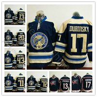 New Columbus Blue Jackets 13 Cam Atkinson 17 Dubinsky 20 Bra...