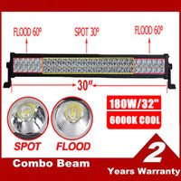 """32"""" Inch 180W LED Working Driving Light Bar for Boat Of..."""