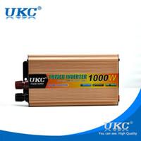 Мощный преобразователь 12В до 220В, инвертор 1000W USB зарядка инвертор бытовой автомобильный инвертор