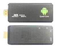 10PCS MK809 Quad Core TV Box Stick Media Player Google Andro...