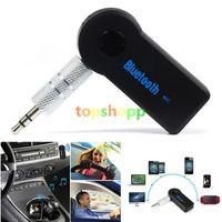 Universal 3. 5mm Streaming Car A2DP Wireless Bluetooth Car Ki...