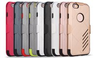 Back Clip Armor Ares Series Mobile Phone Case 3 in 1 Nine Co...
