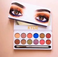 hot selling new makeup kylie The Royal Peach eyeshadow Palet...