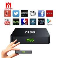 Smart Android TV Box M9S Mini PC KODI S905X XBMC UHD 4K 1G  ...