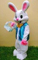 Easter bunny mascot costume fancy dress Interesting clothing...