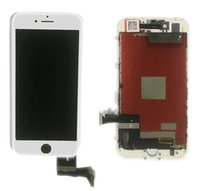 Pour iPhone 7 Plus 5.5 AAAA Quality LCD Touch Screen Digitizer Frame Assembly Remplacement avec 3D Touch Black White