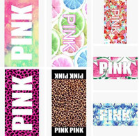 VS Bath Towel 27. 56*55. 12inch Pink Beach Towel 2017 Thick Pi...