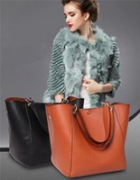 2016 Hot Sell European and American style womens leather bag...