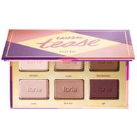 Tarte tartelette tease argile palette shimmer Glitter argile eyeshadow palette en stock Par Tarte High Performance Naturals DHL gratuit