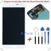 1Pcs Pour Samsung Galaxy S5 qualité AAA i9600 G900F G900H G900M G9001 écran LCD écran tactile Digitizer assemblage avec des outils de bouton à la maison