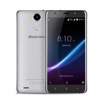 5,5-дюймовый IPS 1920 * 1080 FHD Blackview R6 сенсорный ID 4G LTE 64-Bit Quad Core MTK6737T Android 6.0 Зефир сканер отпечатков пальцев OTG Smartphone