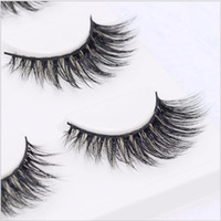 3pairs box Sexy 100% Handmade 3D mink hair Beauty Thick Long...