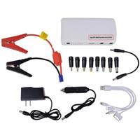 12000mAh Многофункциональный 12V Батарея автомобиля аварийного стартера Перейти Бустер зарядное устройство для сотового телефона PDA Tablet PC MP3 / MP4 Камера