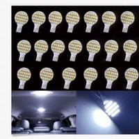 100PCS Wedge T10 24 SMD LED 194 921 W5W 1210 147 168 192 RV ...