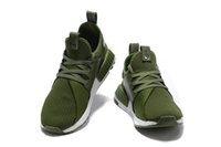 Olive Green Mens NMD Running Shoe High Quality Ultra Boost S...