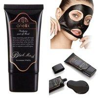 ONE1X Purificadores de ojos negros Eliminador de ojos Limpieza facial Máscara negra 50ml Vs Shills Black Mask 50 ML