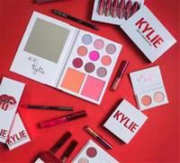 2017 NUEVA Kylie Jenner Kylie's Diary Eyeshadow Kylie VALENTINES DIARY sombra de ojos se ruborizan paleta kylie valentines colección kyshadow