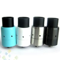 Rebuildable Velocity RDA Atomizer with Wide Bore Drip Tips 2...