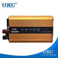 UKC 48В до 220В, 1000Вт Модифицированная синусоида Инвертор