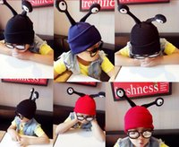 New Arrival Baby Knitting Winter Beanie Cap Cute Insect Hat ...