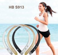 Hot Fashion HBS913 HBS 913 Bluetooth Headphones Headset Wire...