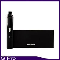 De haute qualité Snoop Dogg G Vape stylo dry herb vaporisateur stylo kit de démarrage kits rechargeable gpro bobine s G Pro Vaporisateur à base de plantes 0211106-1
